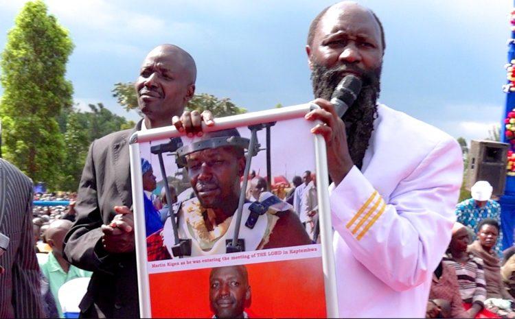 05.03.2019 – IMMENSE GENEZENDE ZALVING KOMT NAAR KENIA